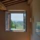 vista panoramica dalla finestra